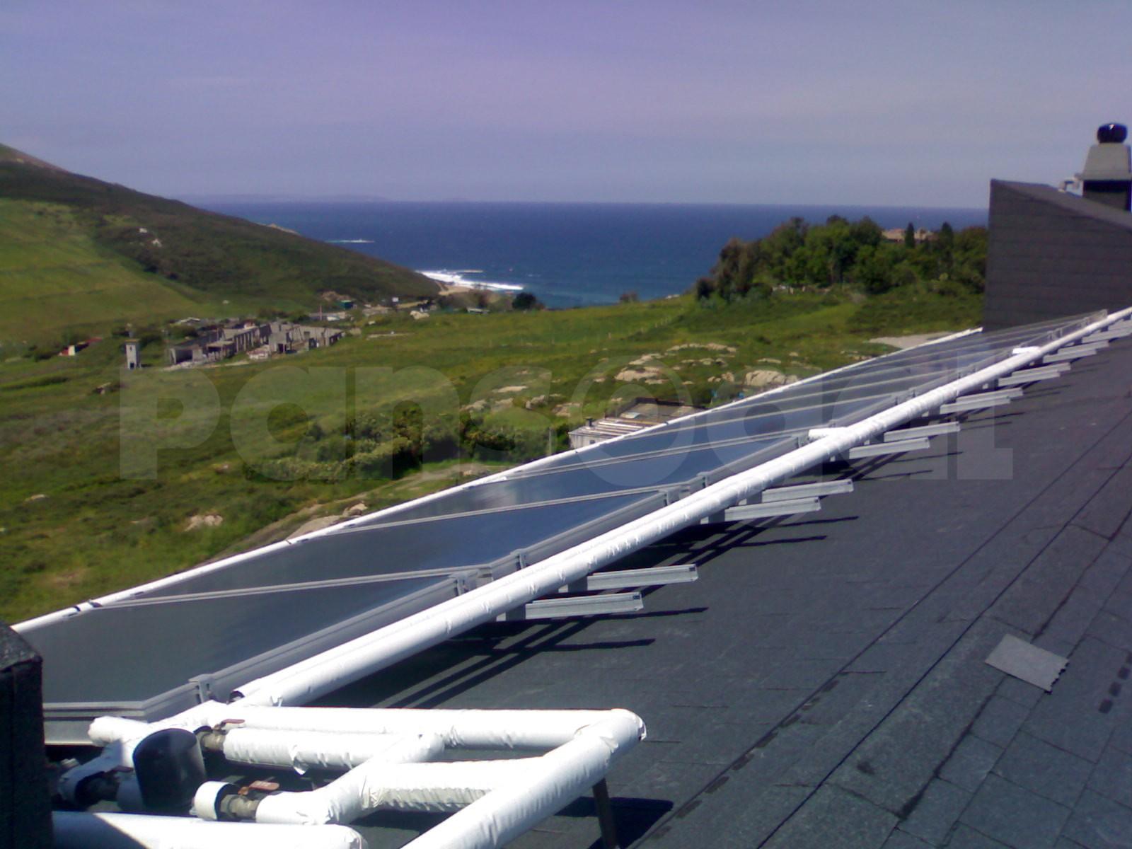 Placas solares para calefacci n por radiadores precio y for Placas solares precios