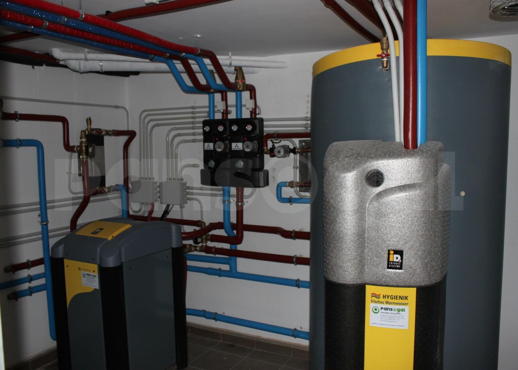 instalacion geotermia coste