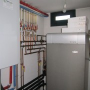 Mantenimiento de calefacción por aerotermia en Coruña