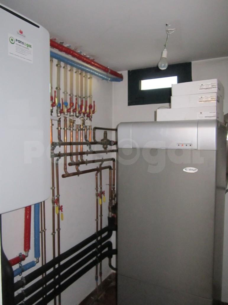 Mantenimiento de calefacci n por aerotermia en coru a for Calefaccion por aerotermia