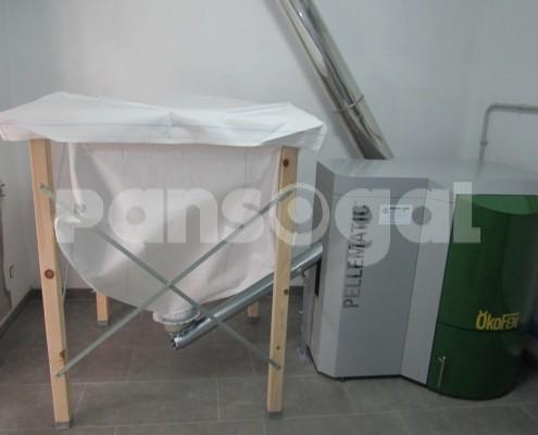 Biomasa-cambre