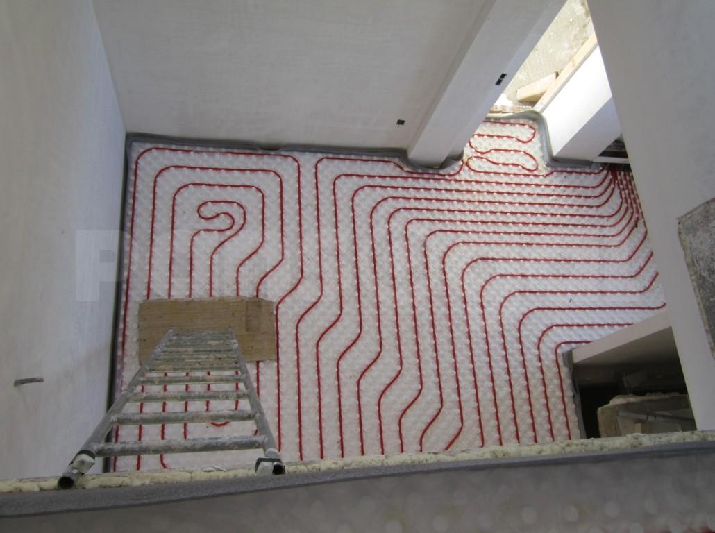 Calefacci n por suelo radiante con aerotermia precio - Suelo radiante precios ...