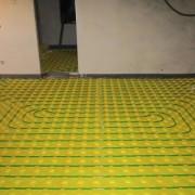 coste instalación suelo radiante
