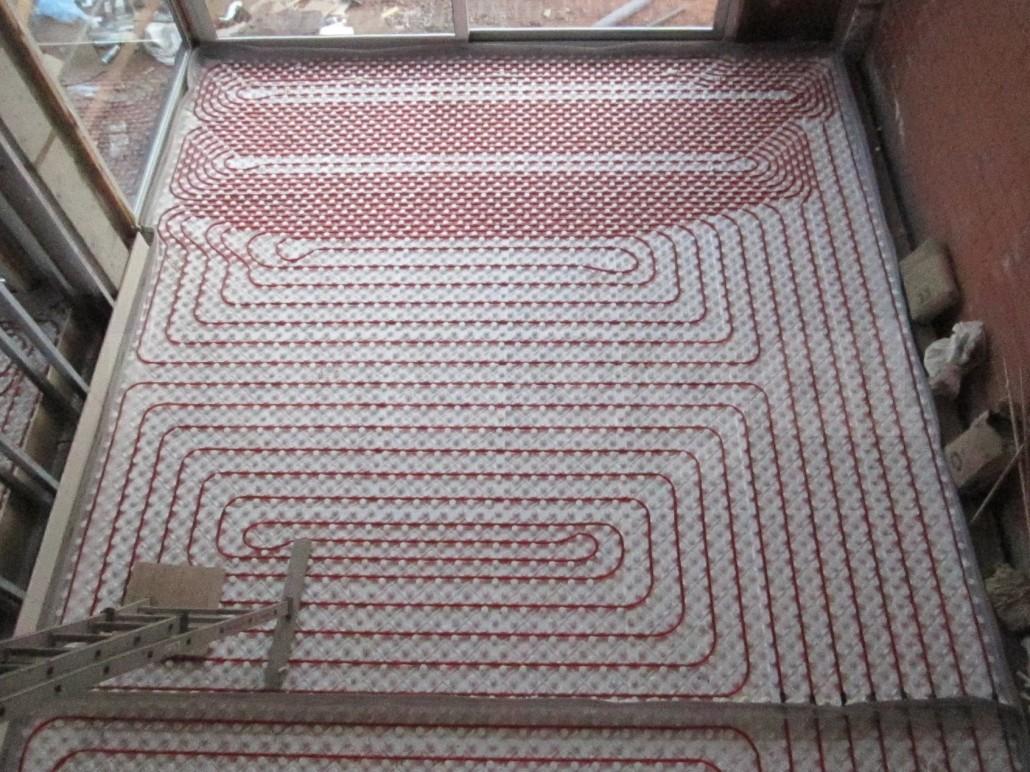 Instalaci n de suelo radiante en vigo y a coru a - Instalacion suelo radiante ...