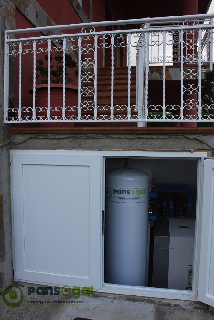 Presupuesto Instalación geotérmica en Galicia