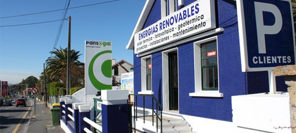 empresa de aerotermia en galicia pansogal