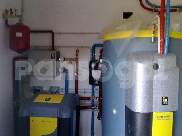 Instaladores de bomba de calor en A Coruña y Vigo