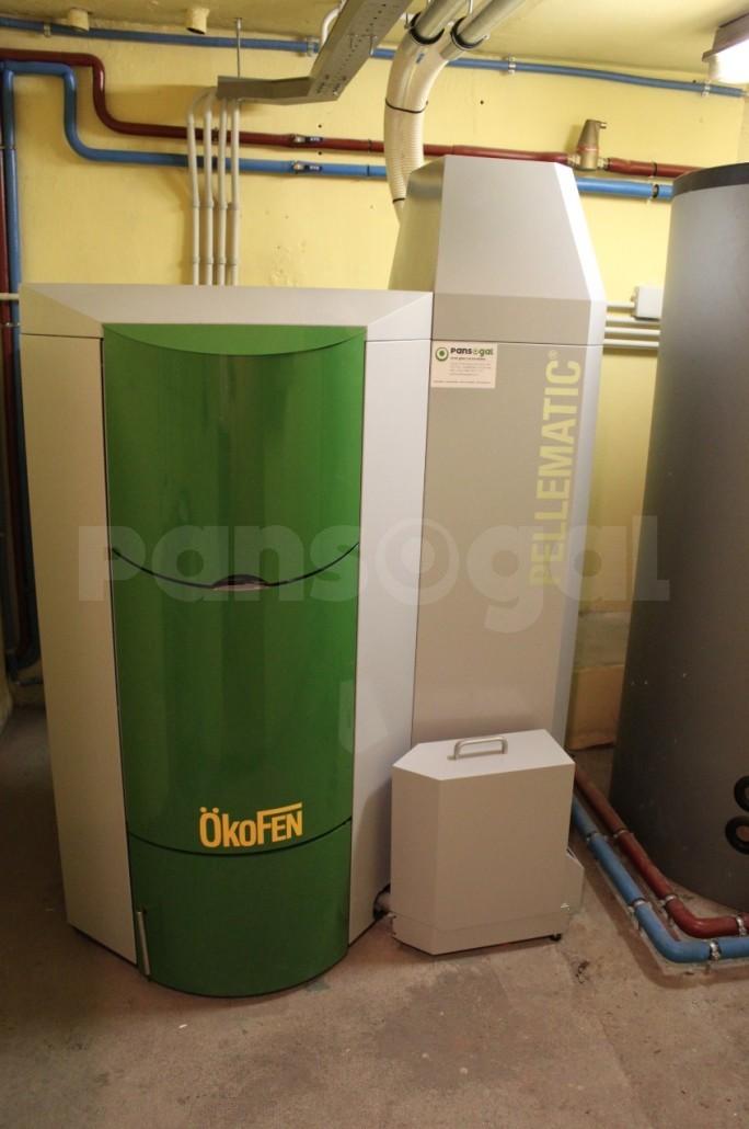 Precio de la instalación de calderas de biomasa