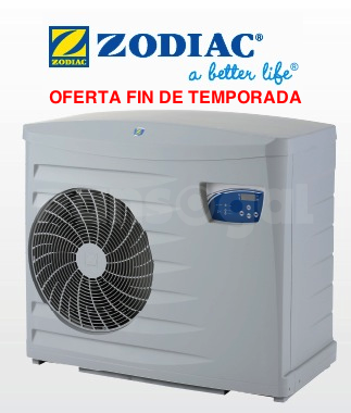 bomba calor piscina pansogal
