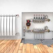 Instalacion de calefaccion por suelo radiante con bomba de calor en A Coruña