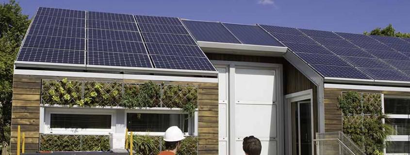 Energías renovables para casas pasivas