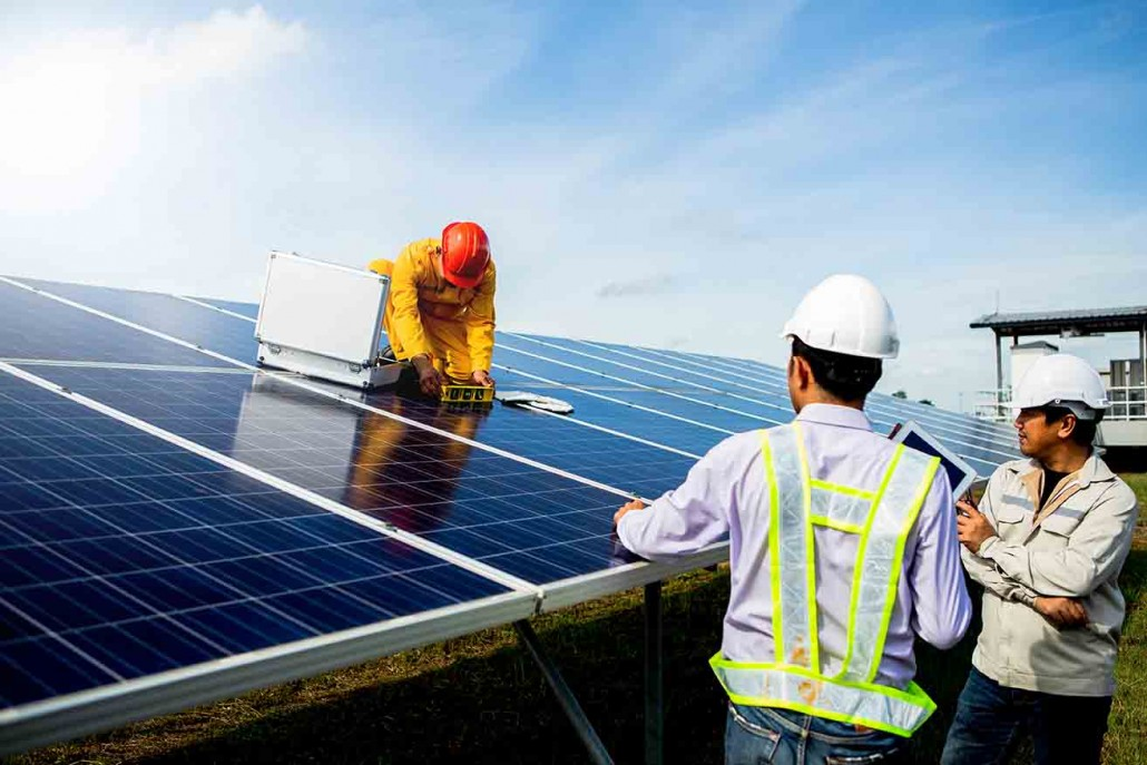 empresa de energía de autoconsumo fotovoltaico en Galicia