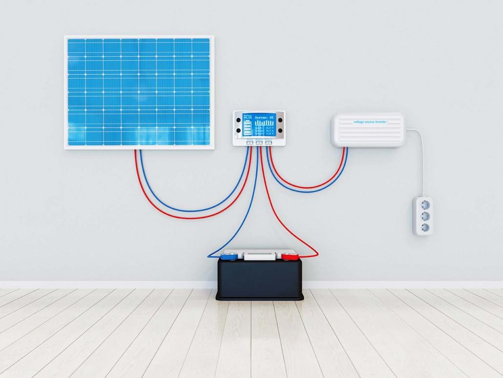 Kit solar autoconsumo sin conexión a red en Galicia