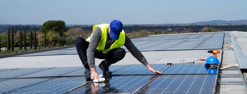 Instaladores de paneles solares industriales en Galicia