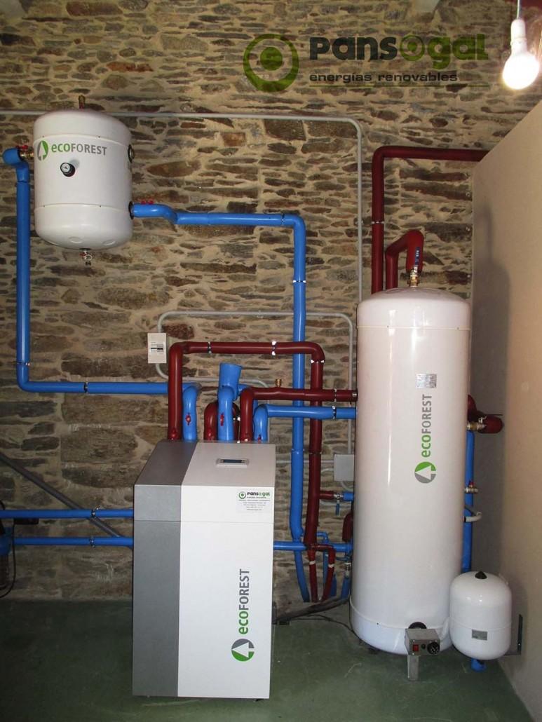 Instaladores de geotermia barata en Galicia - A Coruña y Vigo