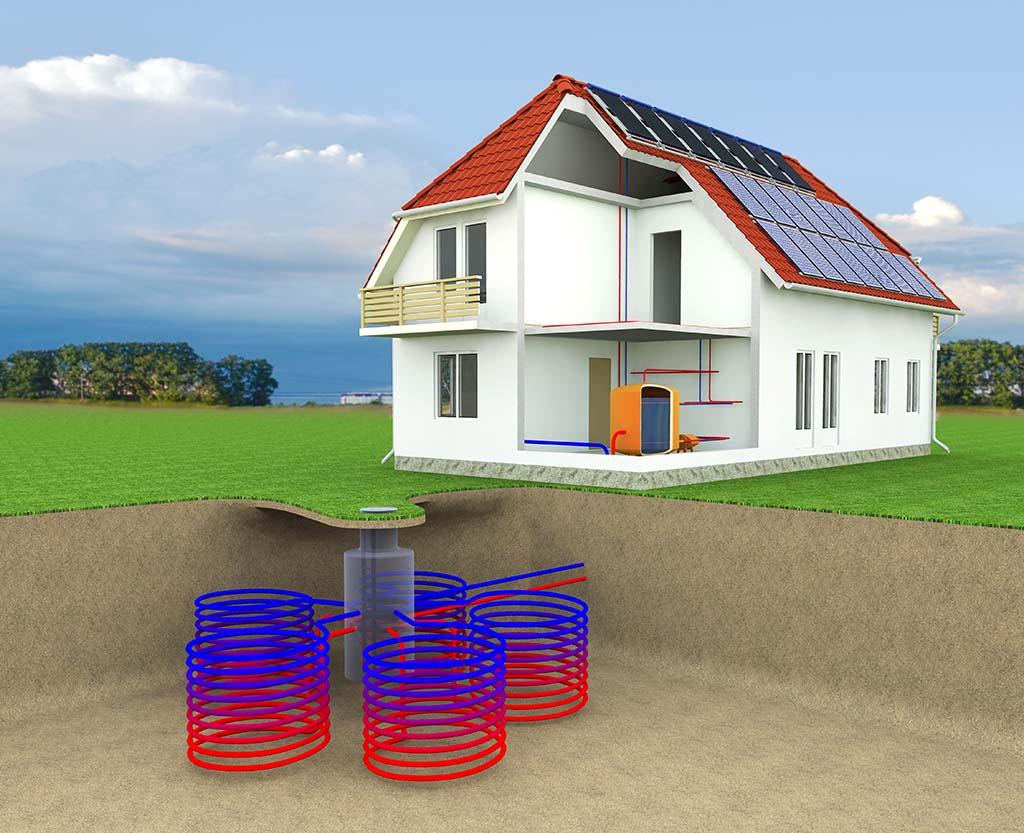 Geotermia para la calefacción