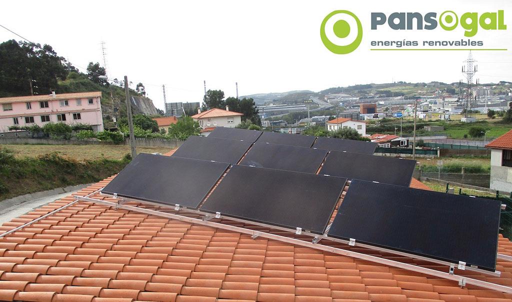 Energía fotovoltaica en A Coruña, ¡nueva instalación!