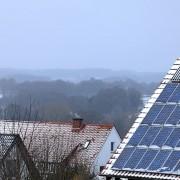 Rendimiento de las placas solares en invierno