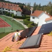 Alberte fotovoltaica