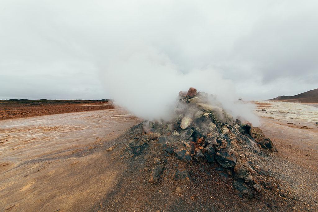 Cómo se produce el calor interno de la Tierra