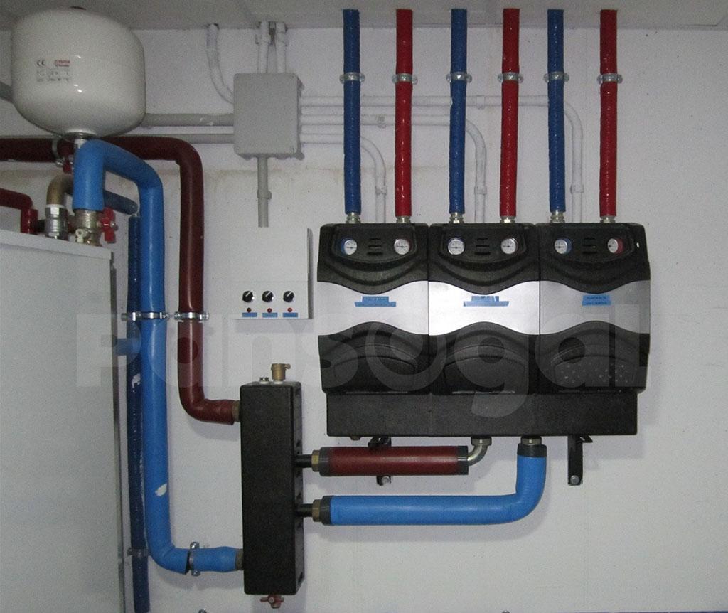 Aerotermia con radiadores convencionales