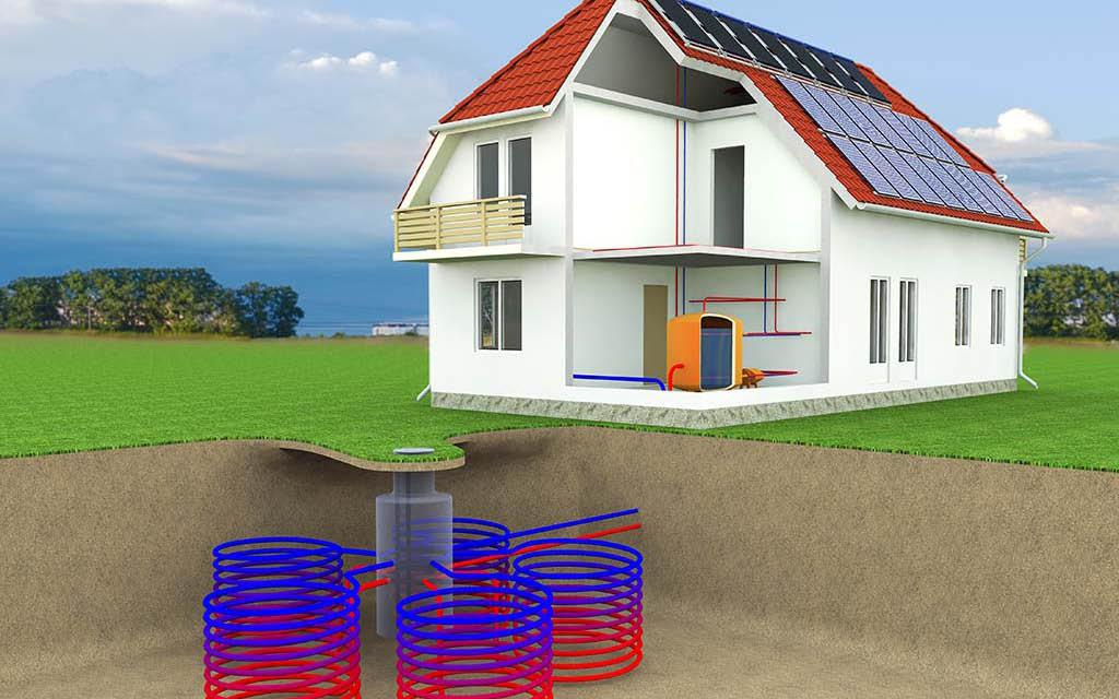 Ventajas y desventajas de la geotermia para un chalet