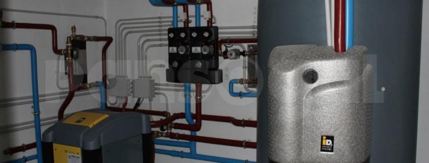 Gastarás más dinero por adelantado instalando geotermia que aerotermia