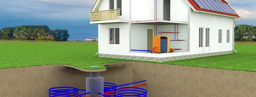 Ventajas y desventajas de la geotermia con radiadores convencionales