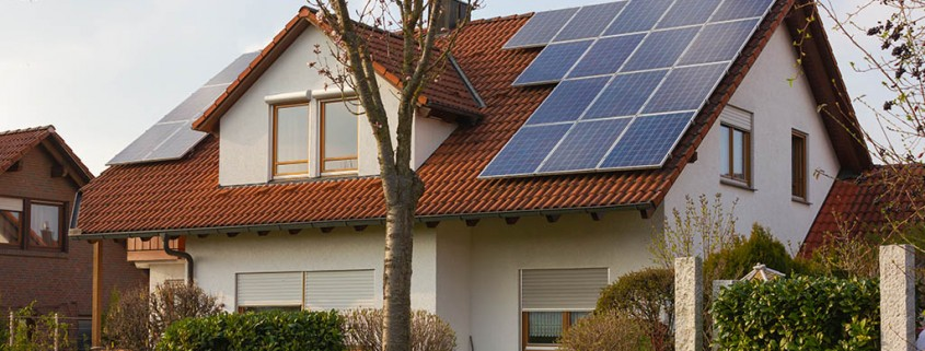 Puedo poner placas solares en mi casa